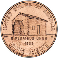 2009 Lincoln cent